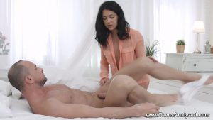 Passionate Anal Session After Bowjobs