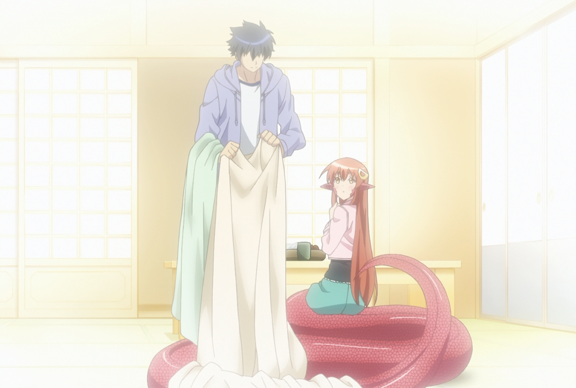 [SallySubs] Monster Musume no Iru Nichijou - 01 [BD 1080p FLAC] [FEB61F59].mkv_snapshot_10.41_[2015.12.22_15.19.07]_stitch