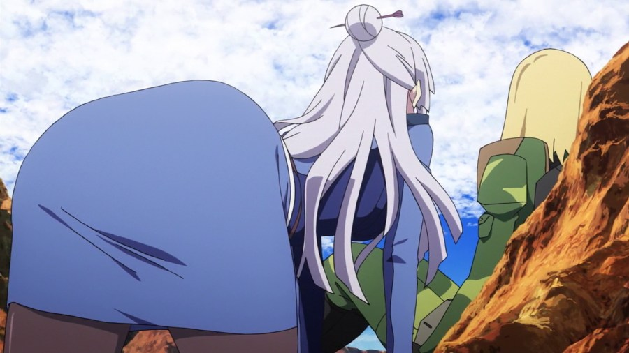 heavy object ep 11 img 07 frame