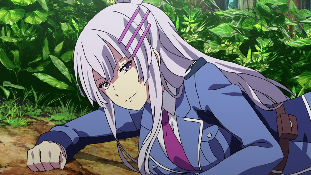 heavy object ep 11 img 19 frame