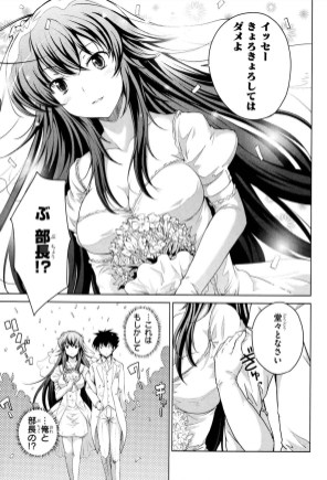 High School DxD manga vol.03 (2)