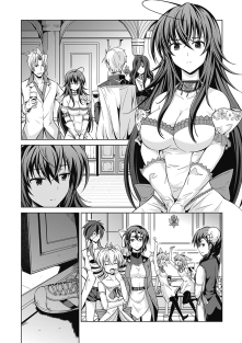 High School DxD manga vol.04 (15)