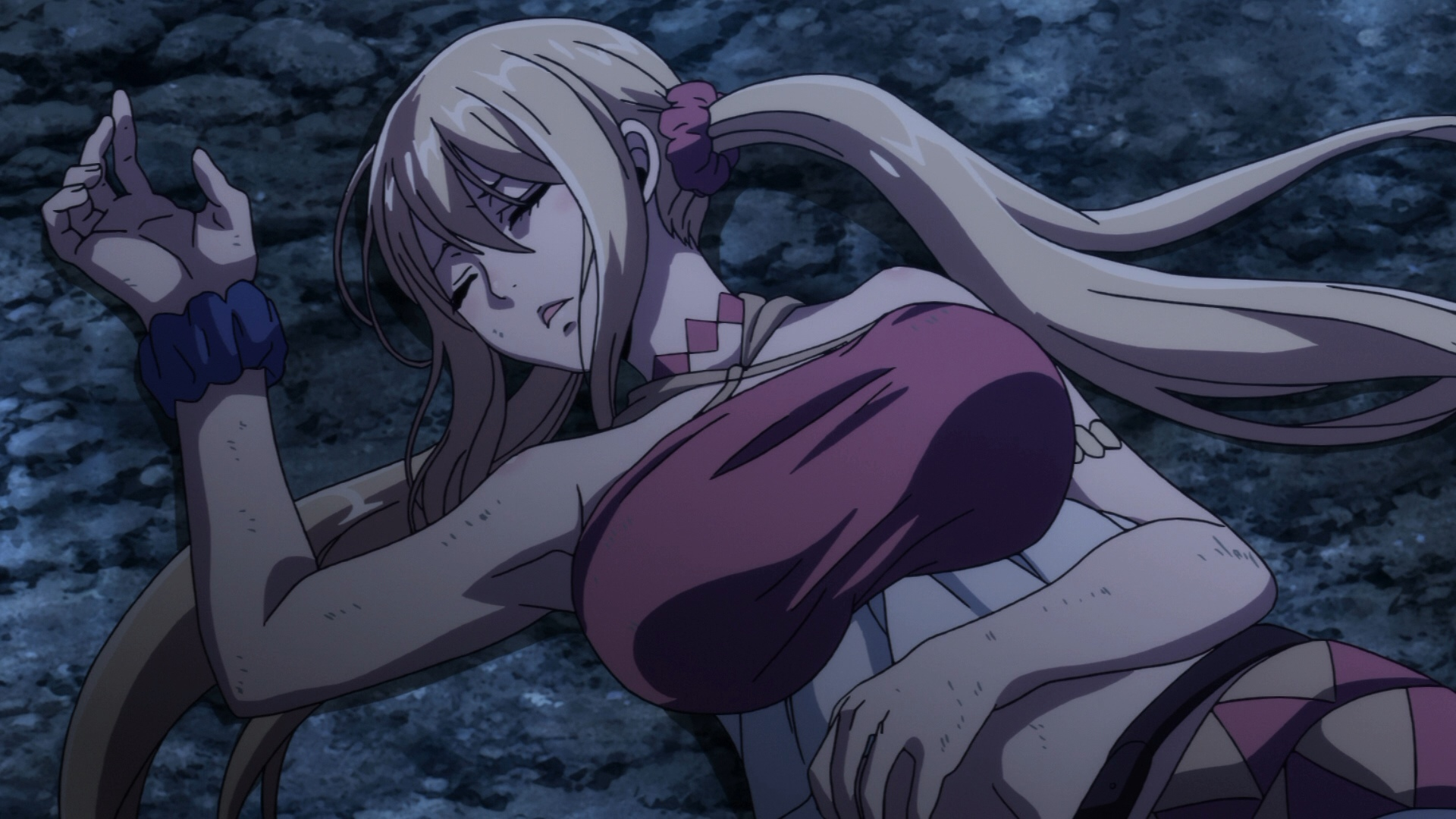 Fairy Tail Dragon Crymovie 2 Fanservice Review  Fapservice-3980