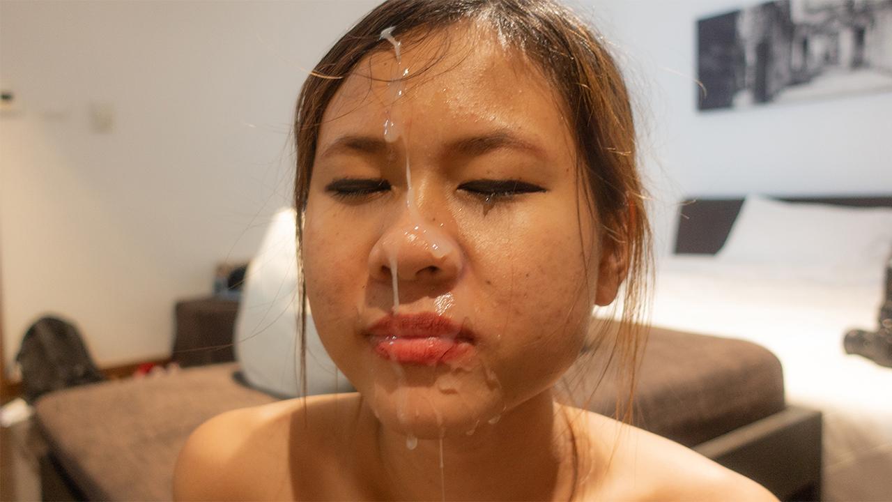 Thai cum facial xHamster