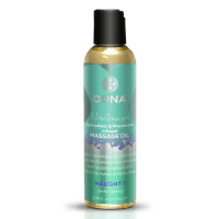 DONA Massage Oil NAUGHTY - SINFUL SPRING (110 мл)