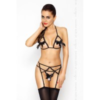 Комплект LAURA SET, black