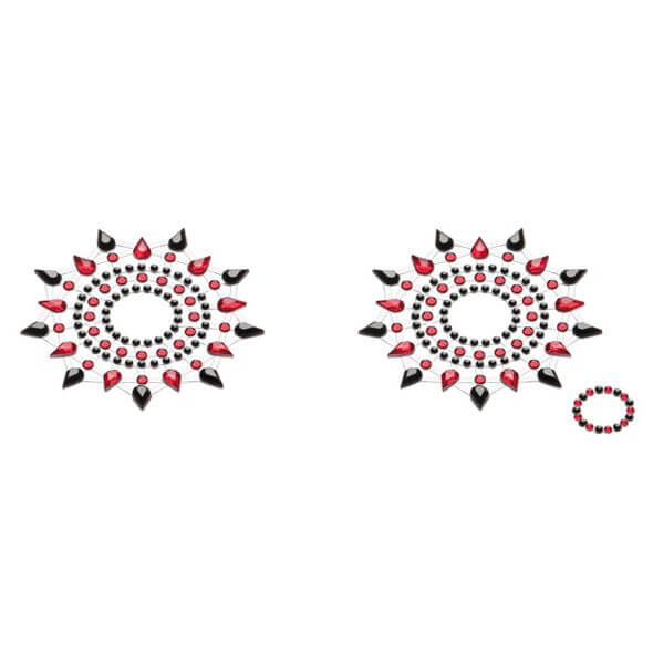 Пэстис Petits Joujoux Gloria set of 2 - Black/Red