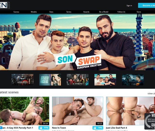 Top Gay Porn Paid Sites