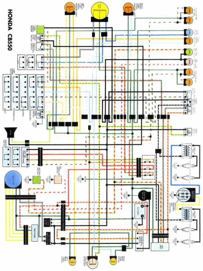 cb450 wiring diagram wiring diagram 1978 kz1000 wiring diagram wire