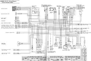Old Wiring Schematic  Ninja250Wiki