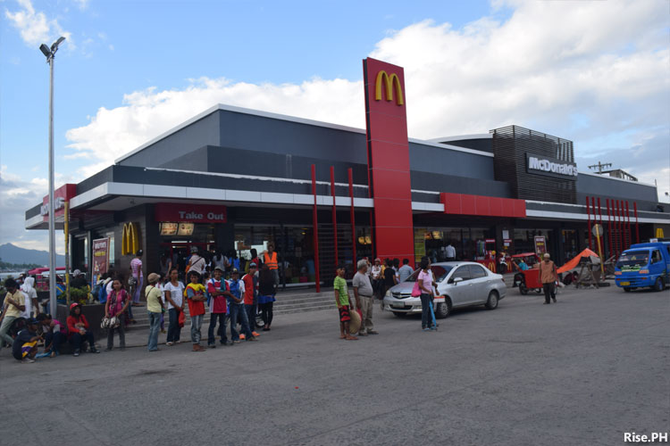 Mcdonalds After Year