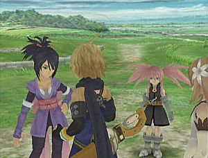 Tales of Symphonia  Dawn of the New World   Walkthrough guide Part 6 Chap