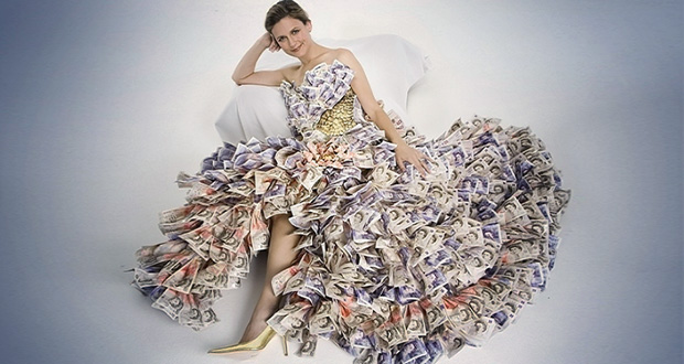 money-dress