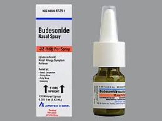 Budesonide Nasal : Uses, Side Effects, Interactions, Pictures ...