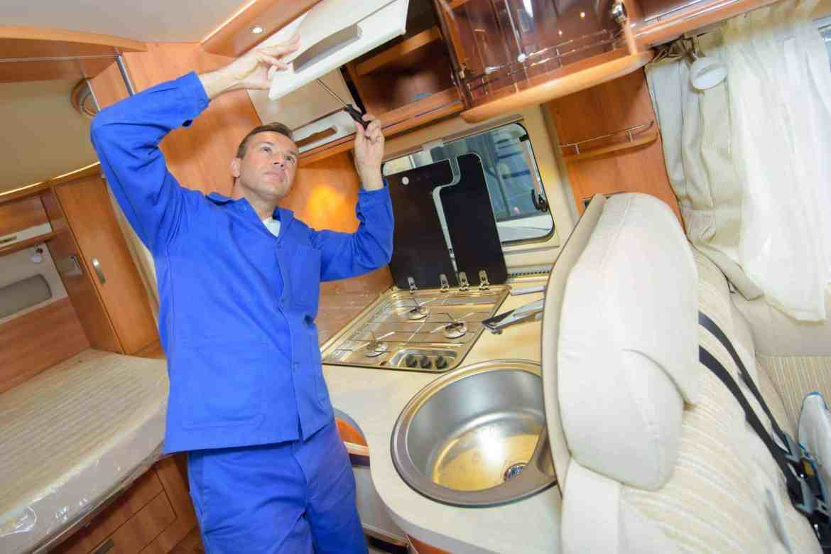 rv interior repair service fountain valley