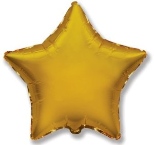 Foil Star-shaped balloon – 46 cm