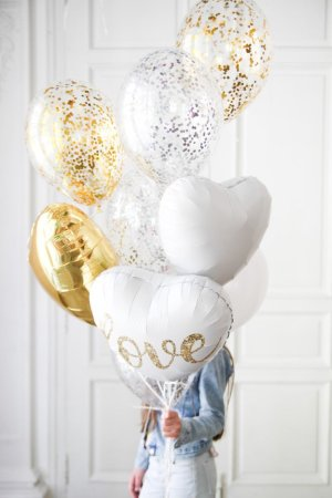 Pure Love Balloon Bouquet