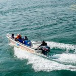 OPEN SEA FISHING SPEED BOAT RENTAL KARACHI