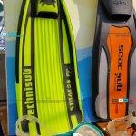Diving Fins & Snorkel