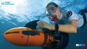 Dive Scooter | Underwater Dive Propulsion Vehicle