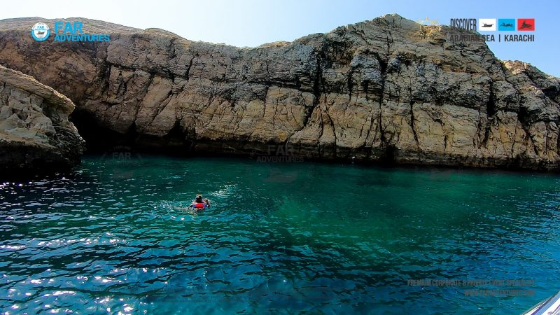 PREMIUM CHURNA ISLAND ADVENTURE   SPEEDBOAT   JET SKI   SCUBA DIVING   SNORKELING WITH AIRCONDITIONED CRUISE BOAT JET SKI – SPEED BOATING – TOW TUBING – FISHING – SWIMMING – SCUBA DIVING & MORE