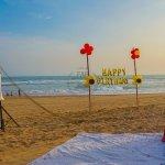 Tropical Beach Birthday Party