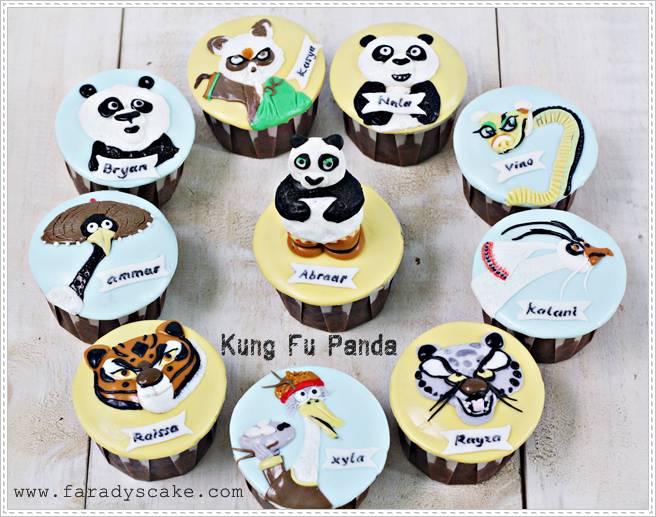 Cupcake Faradyscake