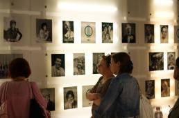Retró arcképcsarnokunk a Közmédia Napján (fotó: Szpisák Tamás)