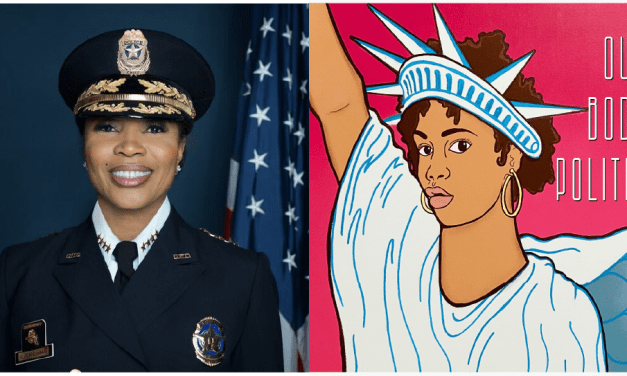 Our Body Politic: Dallas Police Chief Reneé Hall on being fully Black and fully blue