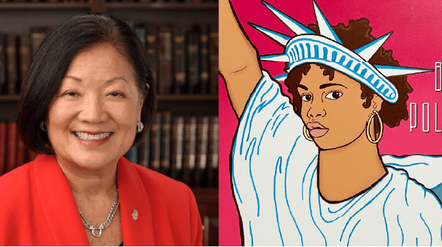 Our Body Politic: Senator Mazie Hirono Tackles Anti-Asian Hate Crimes from the Senate, the Supreme Court Rules on Minors in Prison, and What the World Thinks of the U.S. After Trump