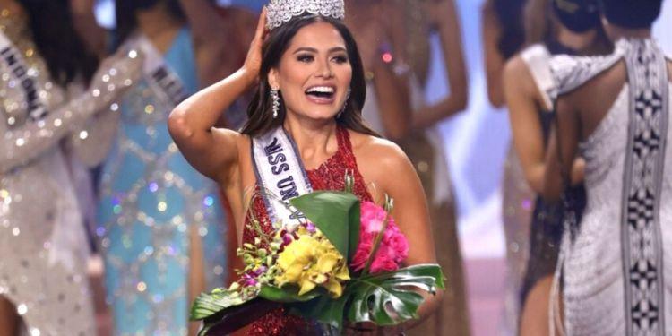 Andrea Meza es la ganadora del Miss Universo 2021
