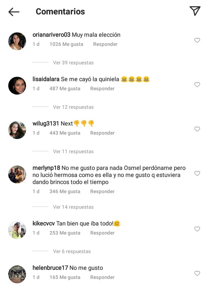 Criticas a Osmel Sousa por traje tipico de Miss Argentina 1