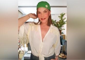 Hilda Abrahamz - Así luce su increíble cuerpo a sus 61 años