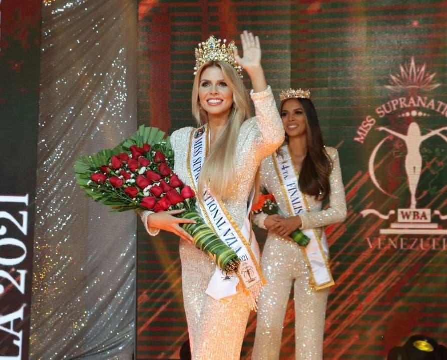 Valentina Sánchez, Miss Supranational Venezuela 2021