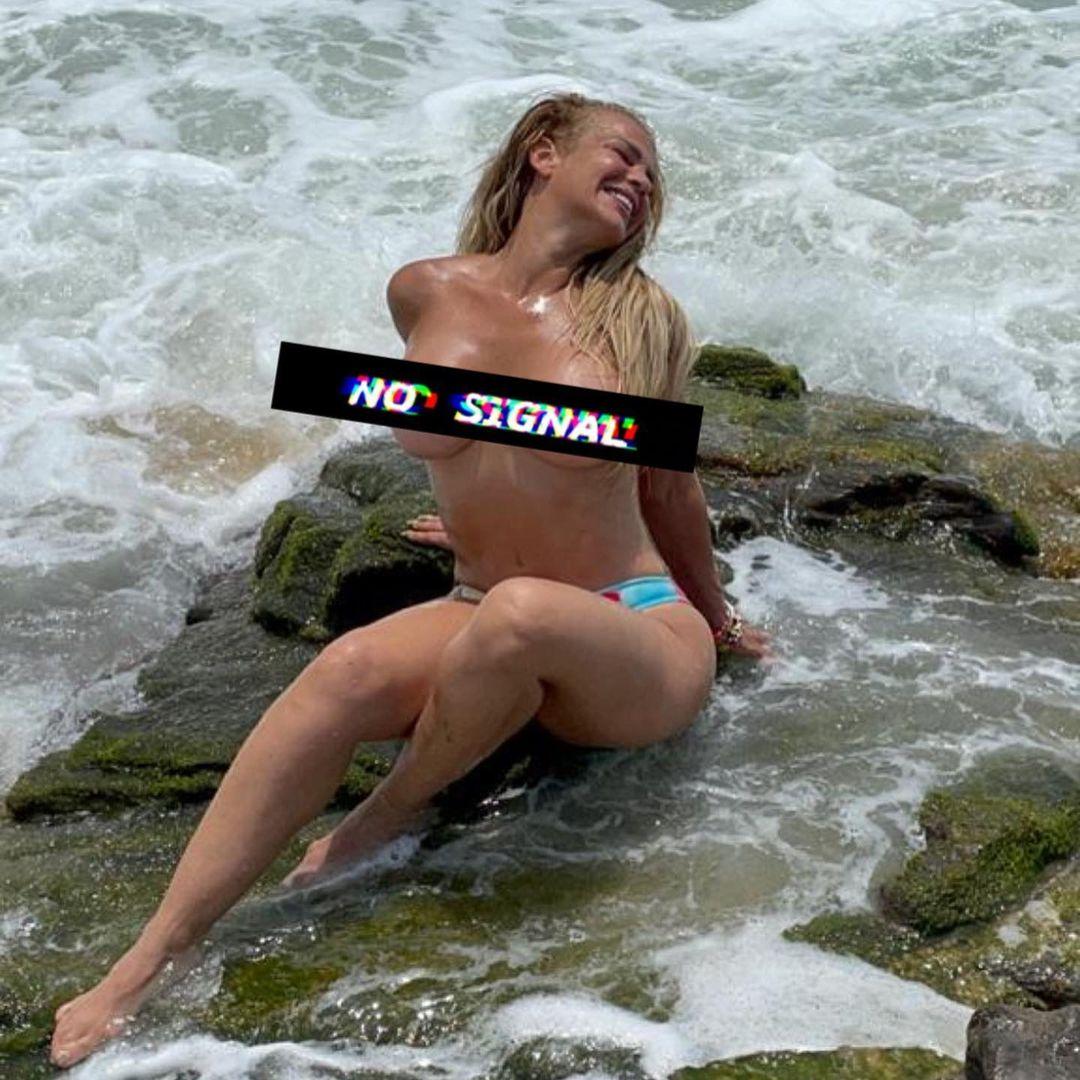 farandulavenezuela.com niurka marcos enciende las redes con fotos reveladoras fotos 2