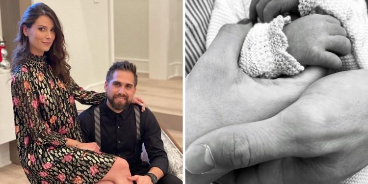 Stefanía Fernández y Ender Iniciarte tuvieron un bebé