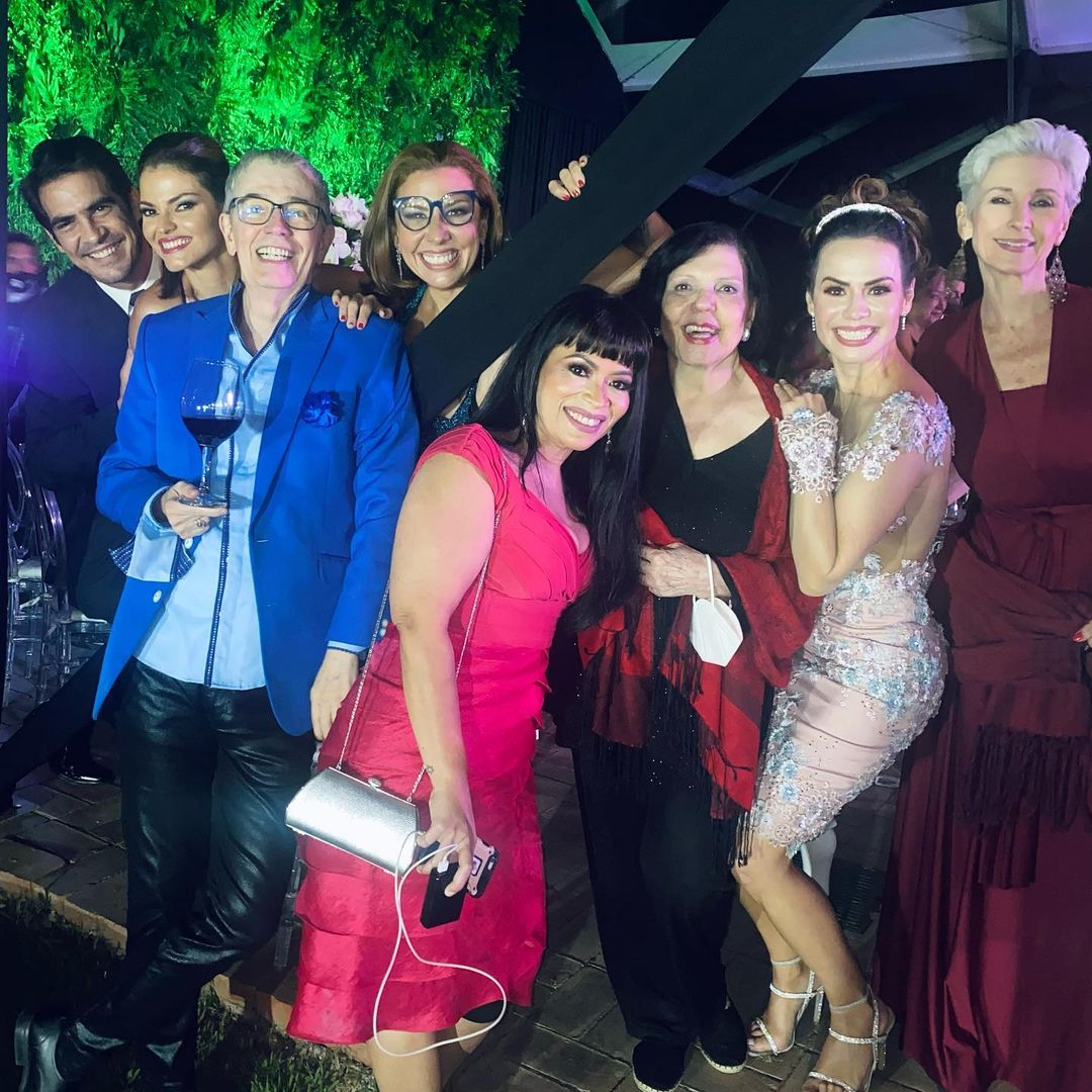 Luis Gerónimo Abreu, Claudia La Gatta, Javier Vidal, Vanessa Senior, Yolimer Obelmejias, Rosario Prieto, Marisol Rodríguez, Julie Restifo