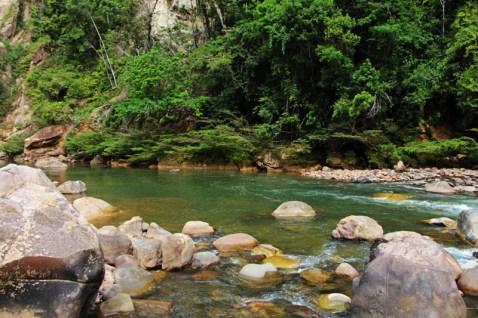 Itirizama River
