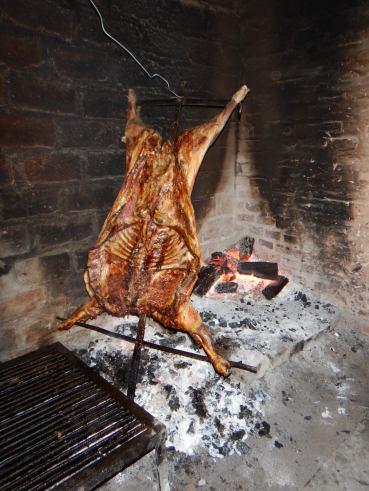 Patagonian lamb!