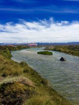 ....along with the Rio Capitan! Your fishing day does't have to end when you return to the Estancia!