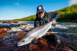 Kola REserve - fish of a lifetime