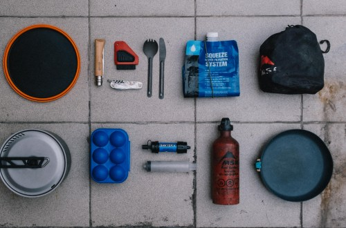 The ultimate bikepacking kitchen gear