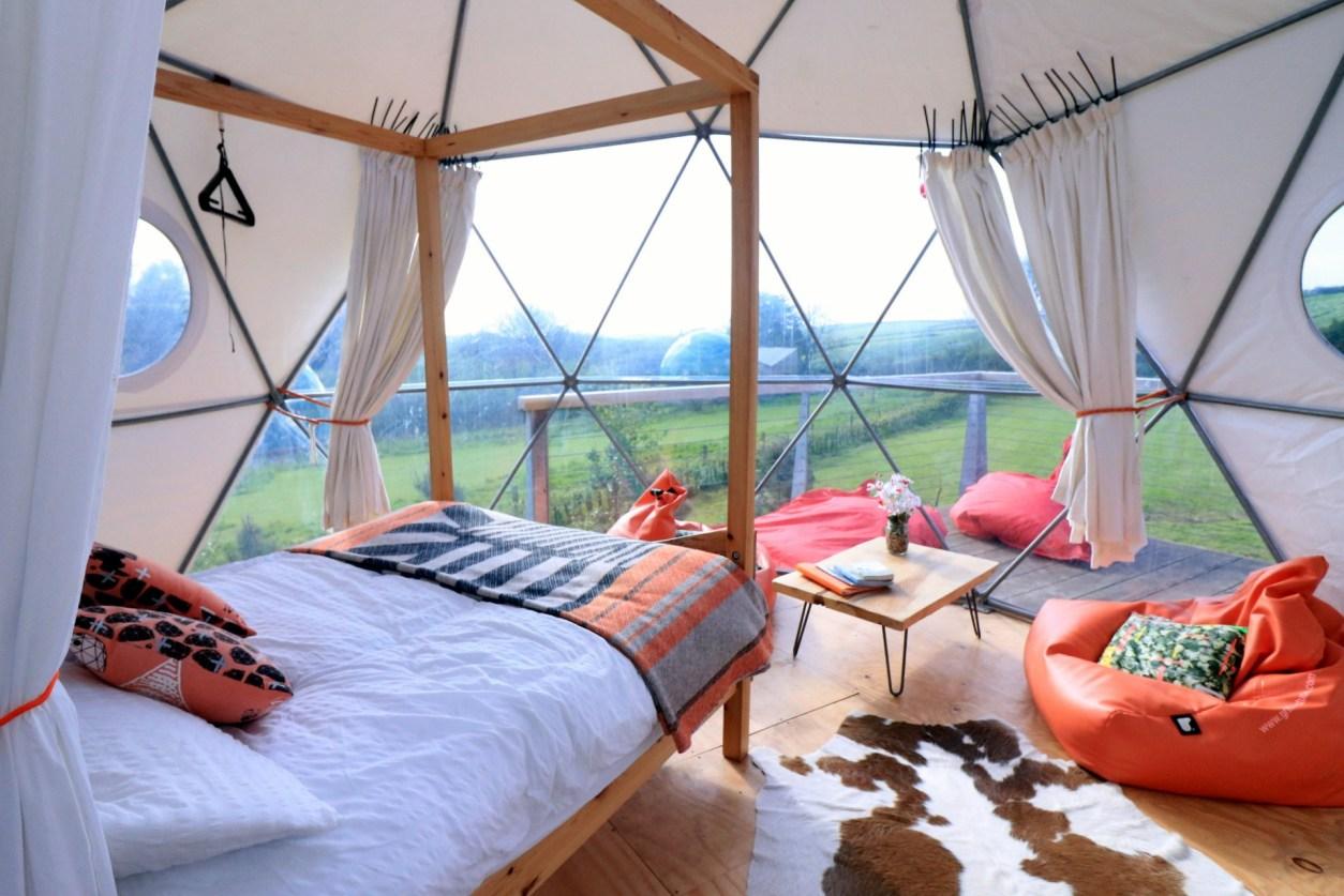 Loveland Farm Glamping Dome
