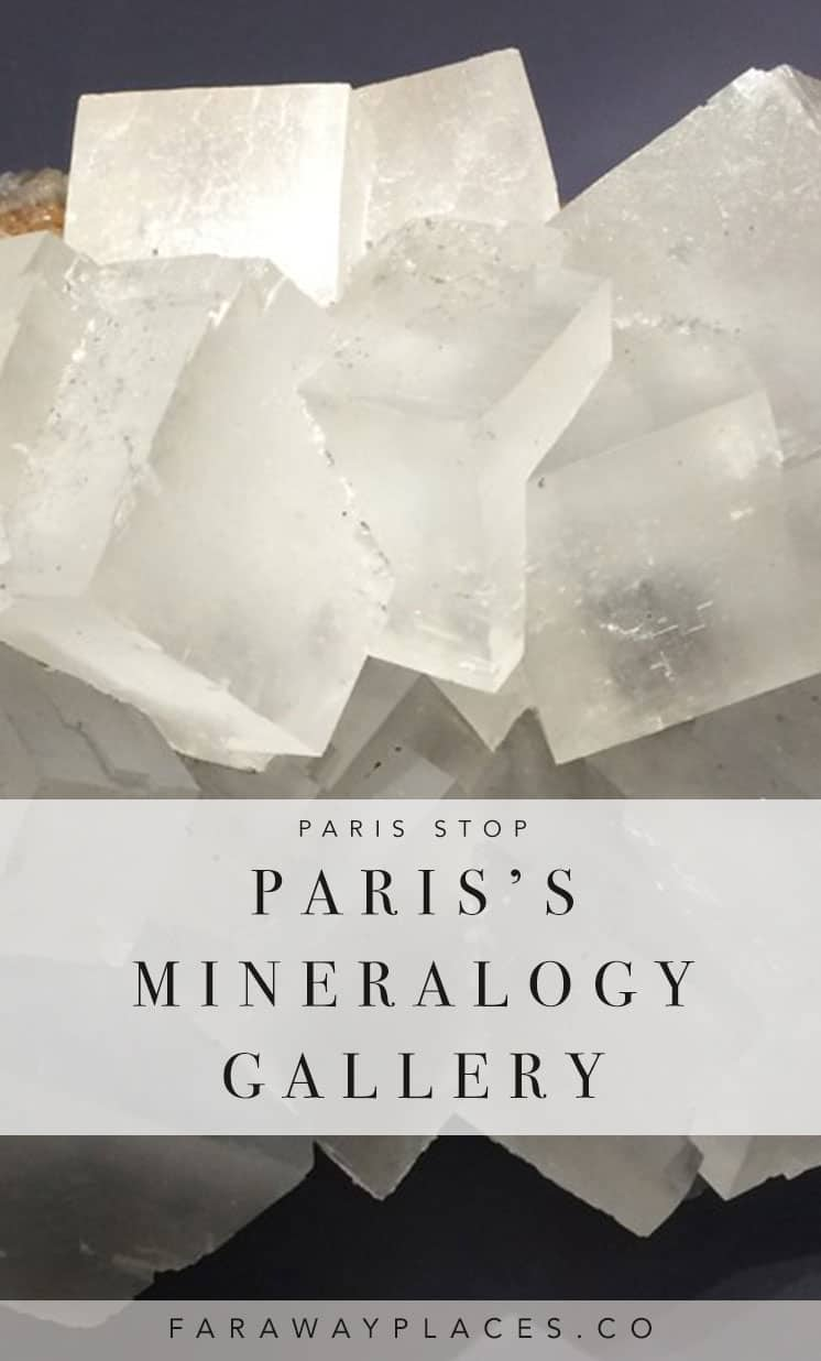 paris mineralogy gallery