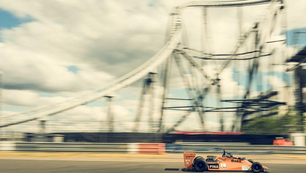 Fia Masters Historic Formula One Championship, fotografiert mit Leica Q