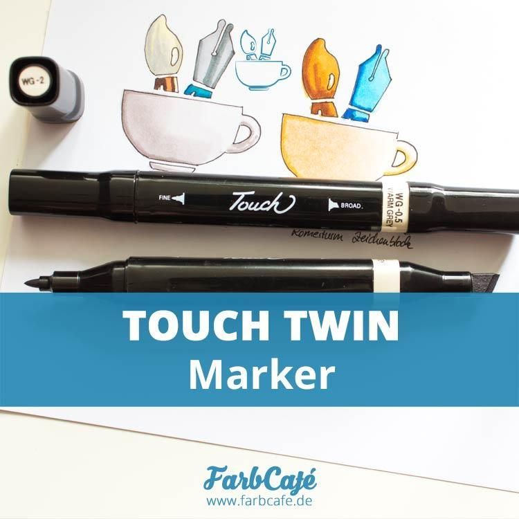Touch Twin Marker