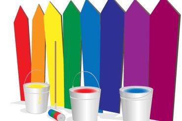 Farben und Lasuren für innen und außen