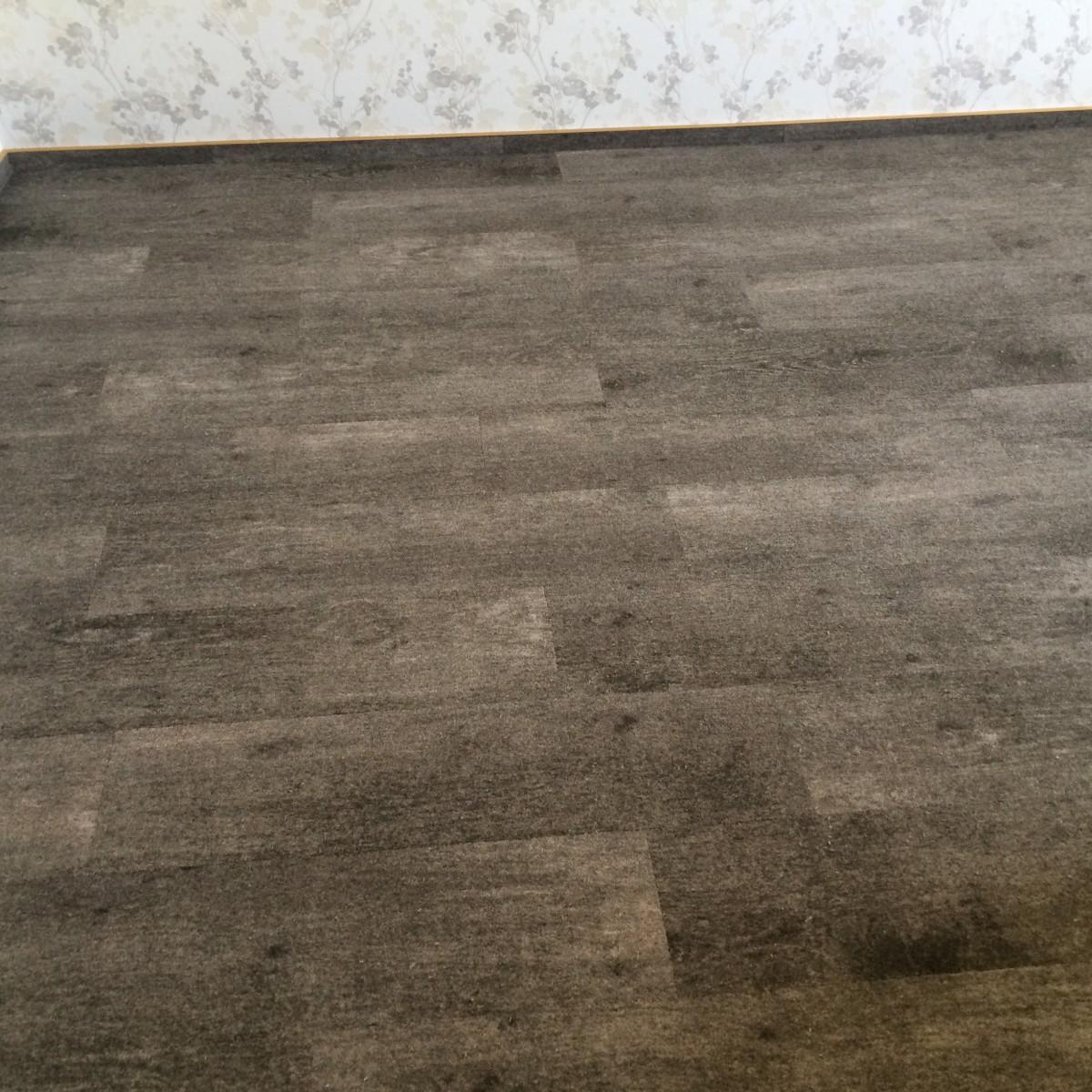 Teppich oder Holz?