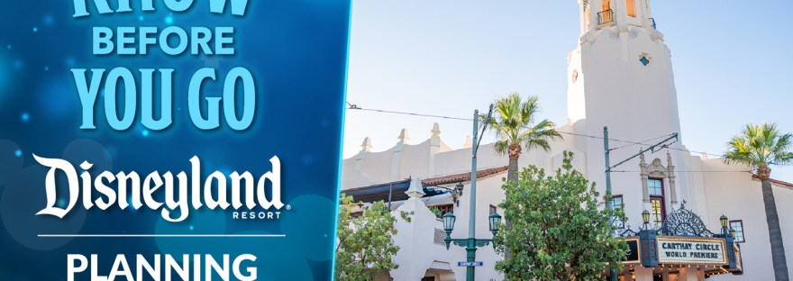 Return to the Magic at Disneyland Resort