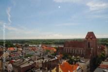 Blick vom Altstädtischen Rathaus..